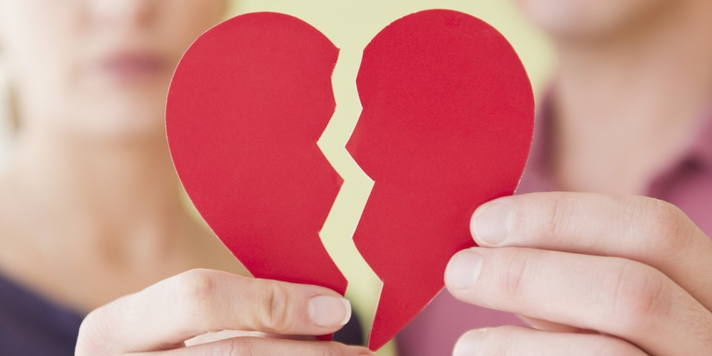 fim de relacionamento